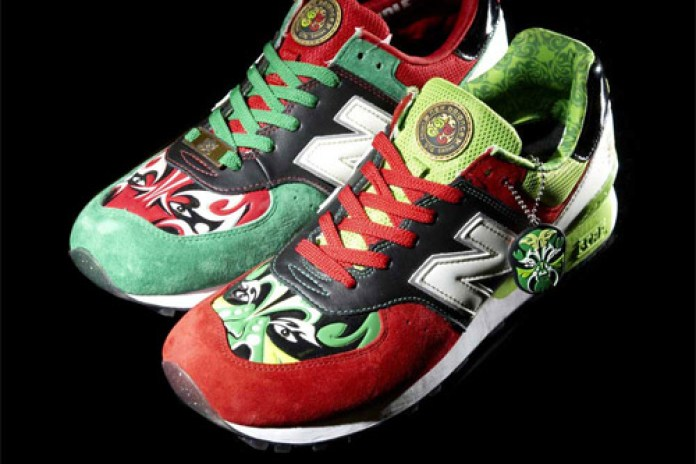 New Balance 576 China Mask