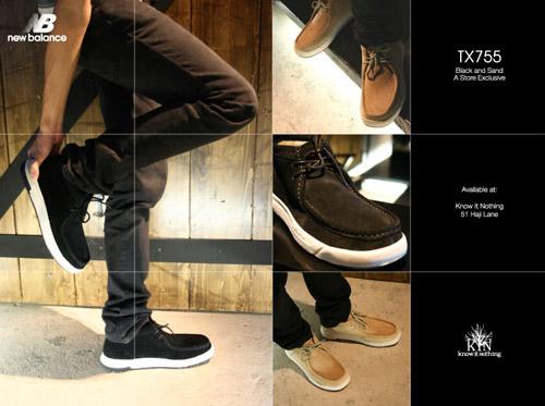 New Balance TX755