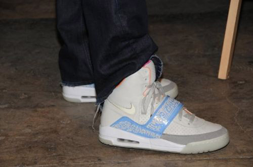 Nike Air Yeezy Tinker Hatfield Edition