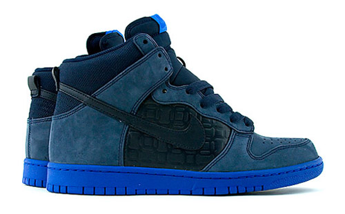 "Nike Dunk High ""Embossed 8"""