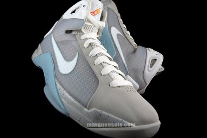 Nike Hyperdunk - McFly Colorway