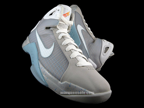 Nike Hyperdunk - McFly Colorway