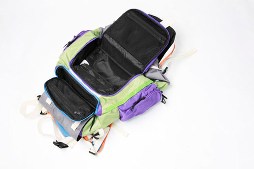 "Nike SB 2008 ""Buzz Lightyear"" Backpack"