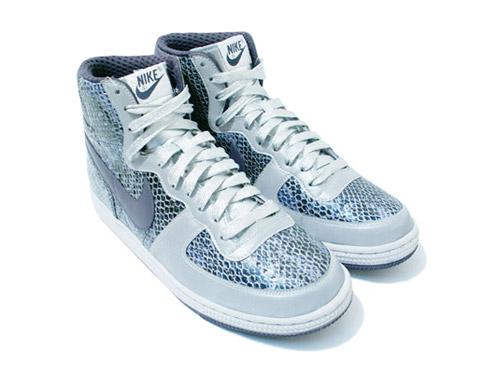 Nike Terminator High Supreme Snakeskin