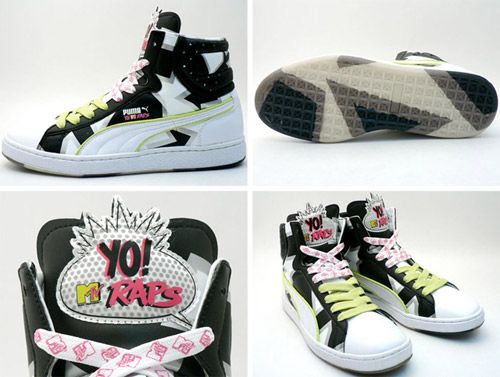 Puma YO! MTV Raps Round 4
