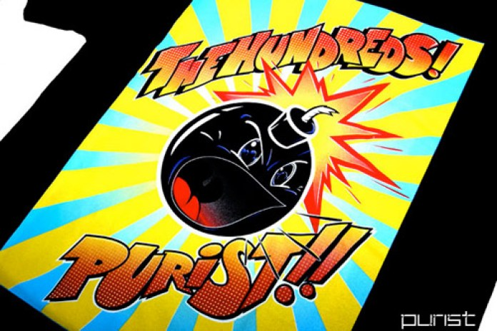 Purist Boutique x The Hundreds T-shirt