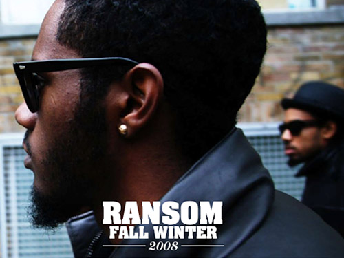 Ransom 2008 Fall/Winter Collection