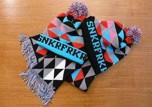 Sneaker Freaker Shark Wool Collection