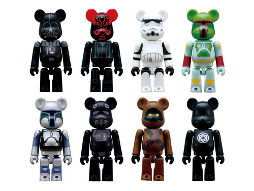Star Wars x Medicom Toy Bearbrick Pepsi Nex Update