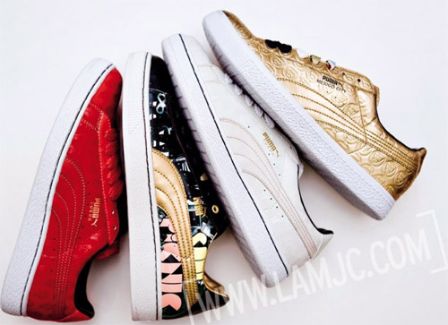Tommie Smith x Puma Collection
