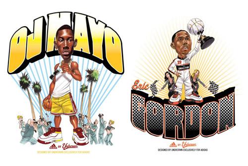 UNDRCRWN x adidas NBA Draft 2008