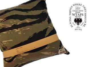WTAPS Bumper Cushion