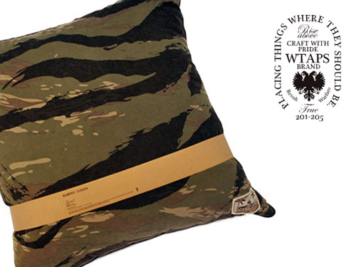 WTAPS Bumper Cushion