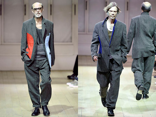 Yohji Yamamoto 2009 Spring Collection Preview