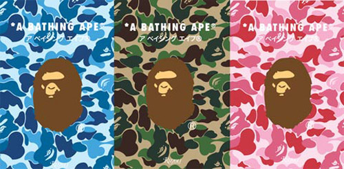 A Bathing Ape Chronicles 15 Year History Book
