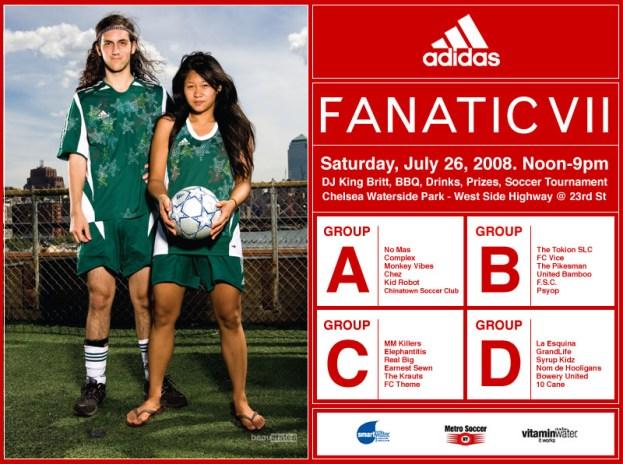 adidas Fanatic VII