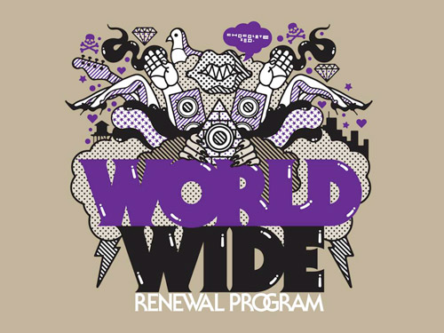 Adult Swim/Chocolate Industries - Worldwide Renewal Program