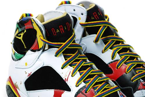 Air Jordan 7 Olympic Miro