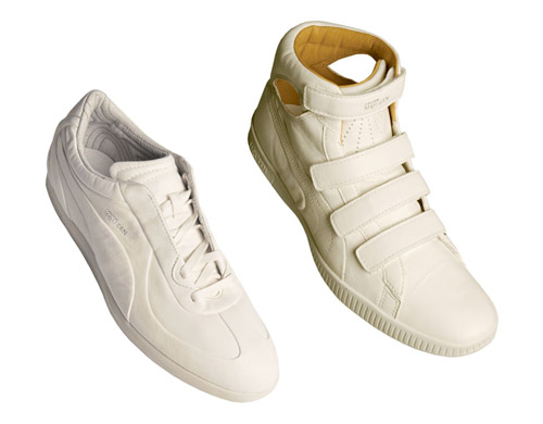 alexander mcqueen x puma 2008 fallwinter collection