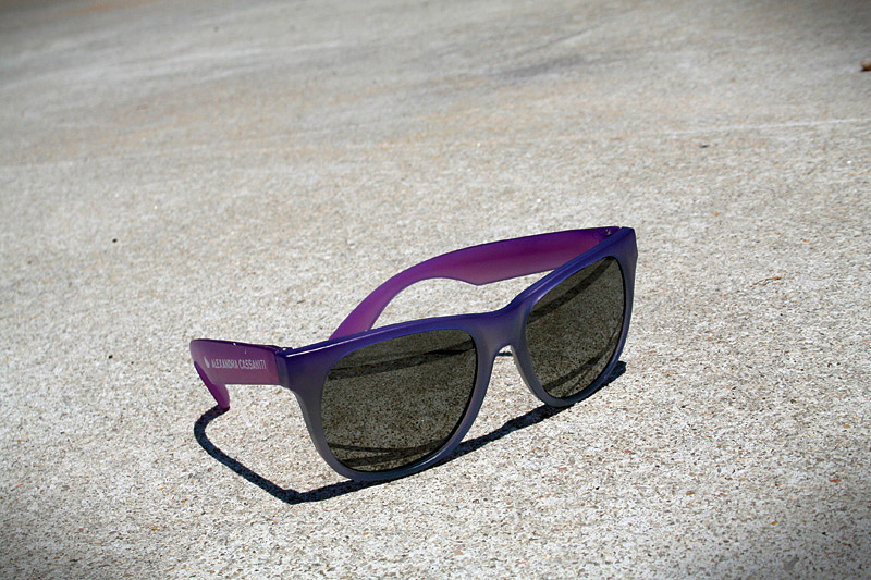 Alexandra Cassaniti Summer 2008 Sunglasses