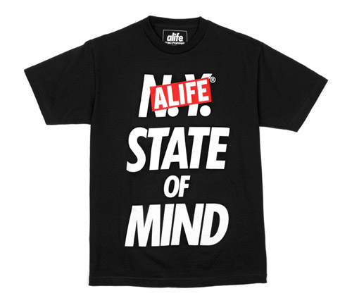 alife x nas collaborative tee lighter