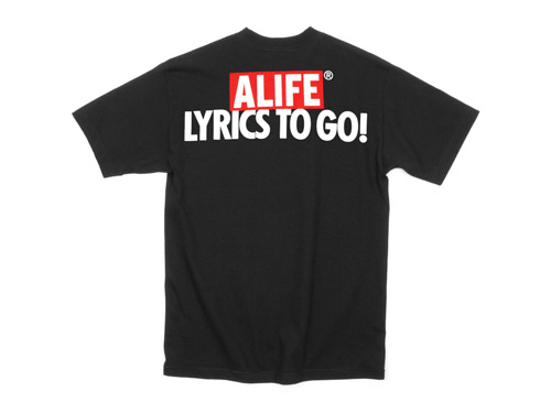 alife x q tip lyrics to go t shirts