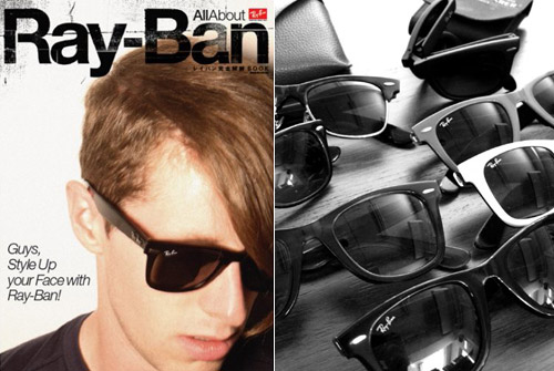 all about ray ban