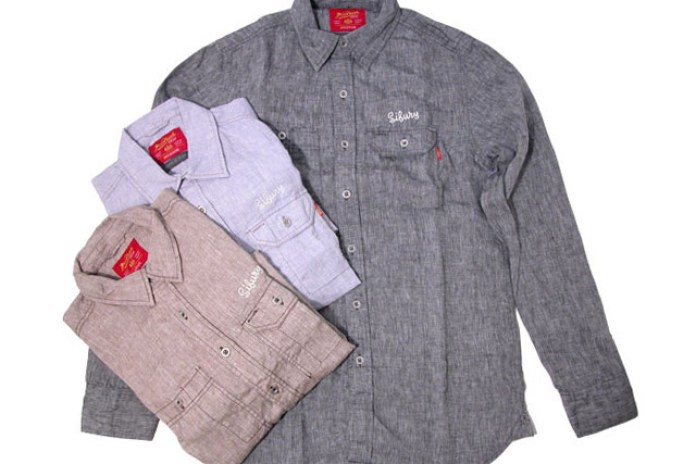 anout commune x Woolrich x SiFury