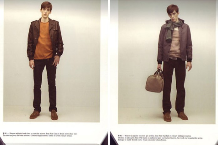 A.P.C. 2008 Fall/Winter Men's Collection Preview