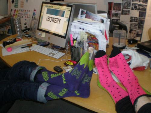 baron von fancy sock collection