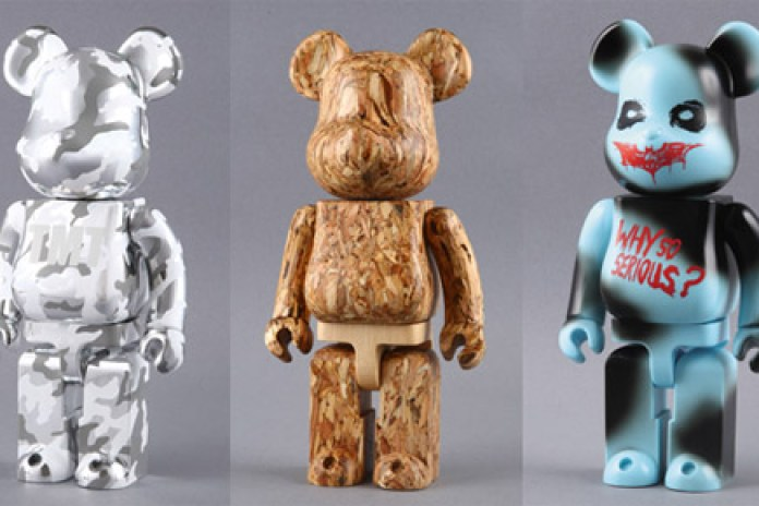 Bearbrick July 2008 Release Info