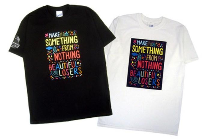 Beautiful Losers x XLarge T-shirt