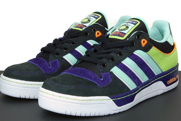 BJ Betts x C-Law adidas Metro Attitude Low Halloween