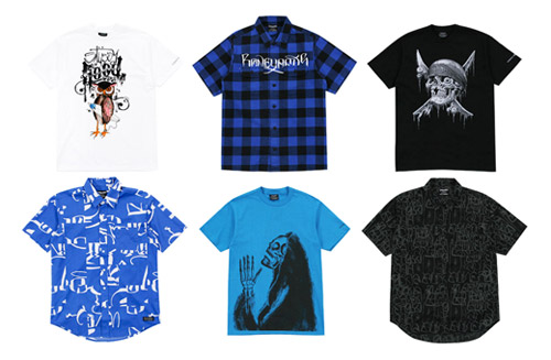 Neighborhood x Stussy - Boneyards Group 2 Release