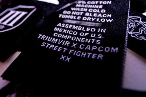 Capcom Street Fighter x Triumvir