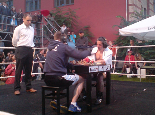 chess boxing the comeback of chess