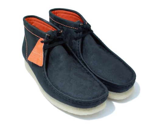 Clarks Wallabee Boot Chinese Dragon