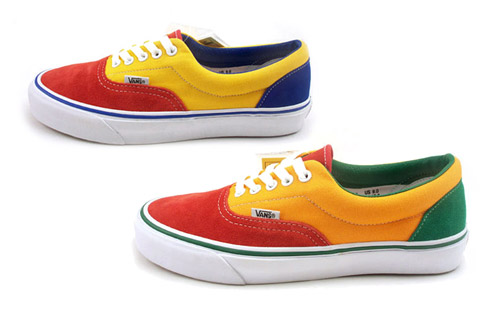 Classic Kicks x Vans 2008 Summer Collection
