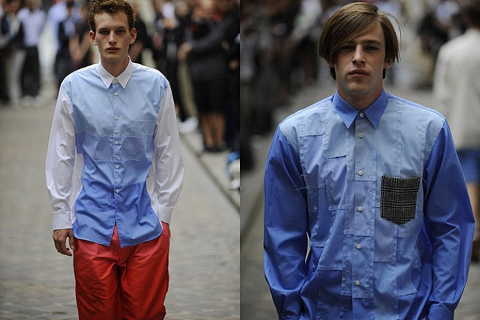 Comme des Garcons Shirt 2009 Spring/Summer Collection