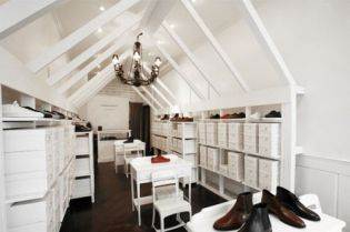 Common Projects Concept Shop at Den