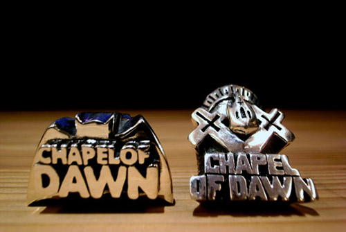 crazy pig x chapel of dawn rings