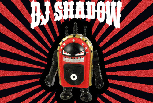 Cut Chemist x DJ Shadow Juke-Bot