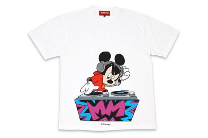 Disney meets KIKS TYO