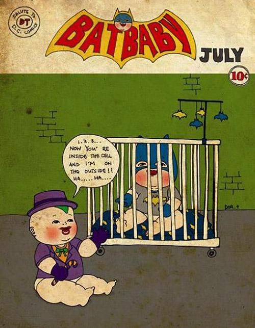 dorophy tang batbaby