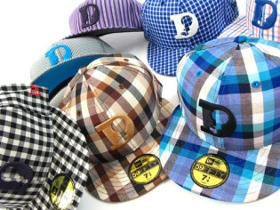 "DQM New Era 59FIFTY ""Dress Shirt"" Collection"