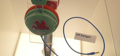 Ed Banger x WeSC Artist Series Headphones
