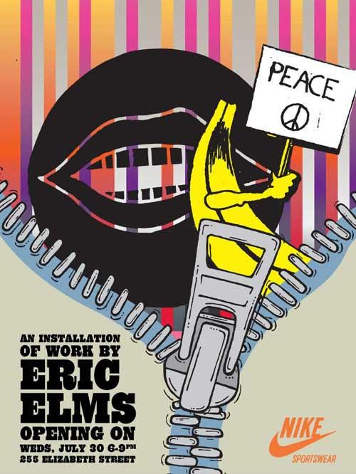 Eric Elms for Nike Sportswear