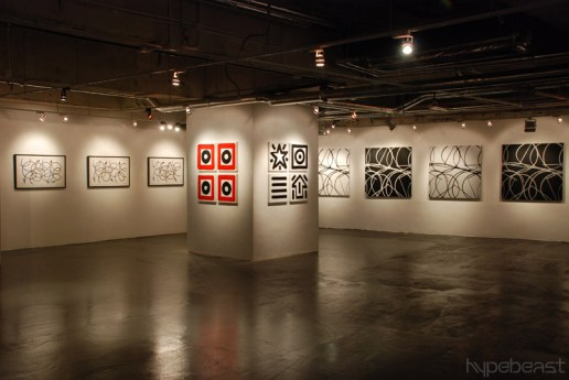 Eric Haze Full Circle Exhibiton