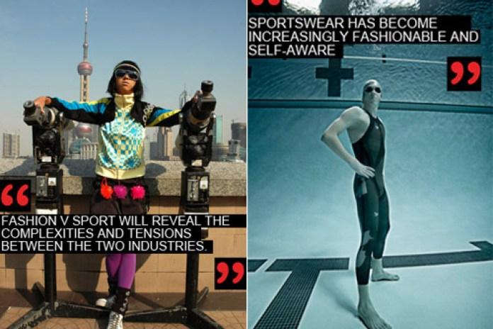 Fashion V Sport Exhibition
