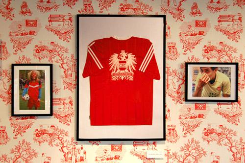 Flavor Paper x Chinatown Soccer Club Wallpaper